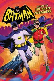 Batman: Return of the Caped Crusaders 2016