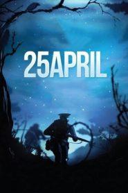 25 April 2015