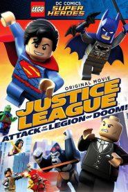 LEGO DC Comics Super Heroes: Justice League: Attack of the Legion of Doom!