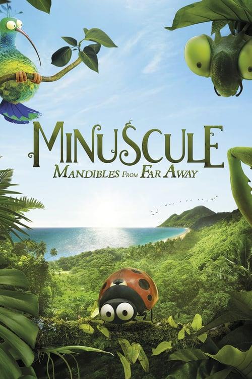 Minuscule 2: Mandibles From Far Away